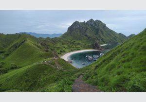paket open trip pulau komodo